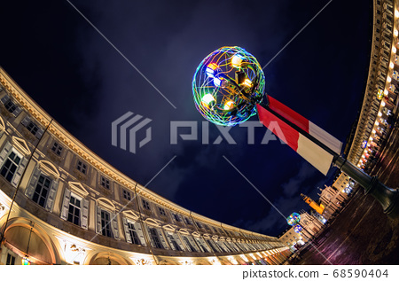 Turin, Piazza San Carlo (Italy) 68590404
