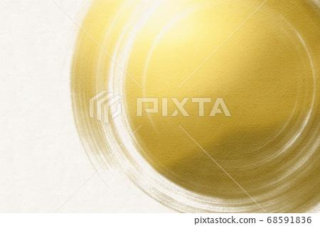 背景素材金色日式風格4689S 68591836