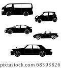 Car_silhouette 68593826