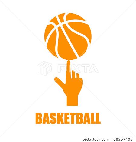 籃球圖標 68597406