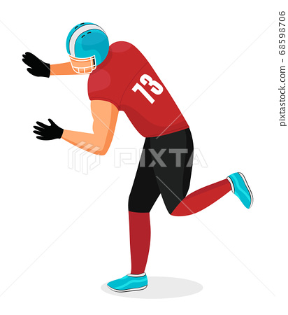 Sportsman, American Football Traditional Game 68598706