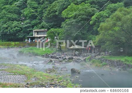[Yubara Onsen] Yubara Onsen, Maniwa City, Okayama Prefecture 68600108