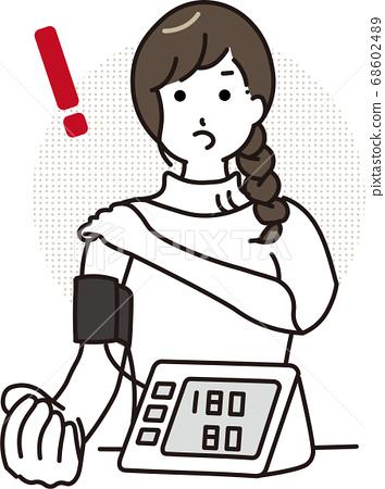 一個高血壓的女人 68602489