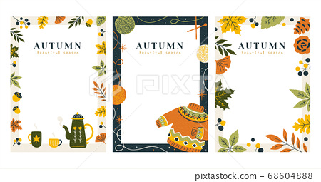 Autumn cover collection 68604888