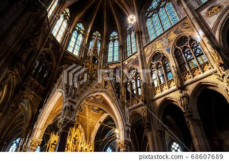 Vienna Votive Church Interior 68607689