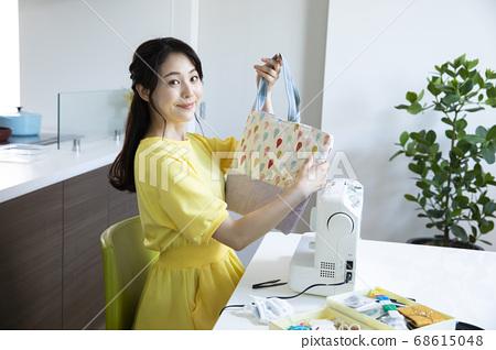 손 재봉틀 68615048