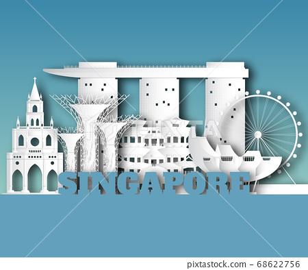 Singapore Landmark Global Travel And Journey paper 68622756