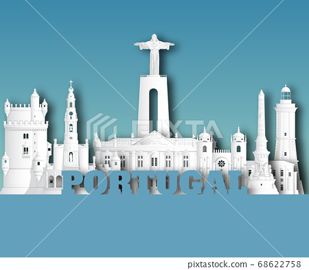 Portugal Landmark Global Travel And Journey paper 68622758