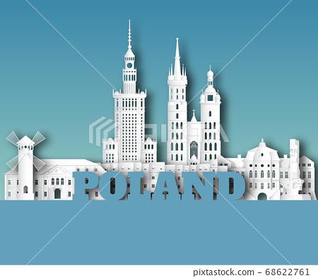 Poland Landmark Global Travel And Journey paper 68622761