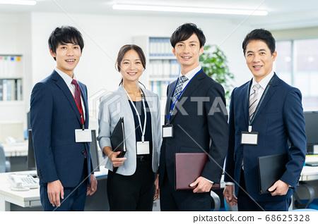 商業商人團隊辦公室 68625328