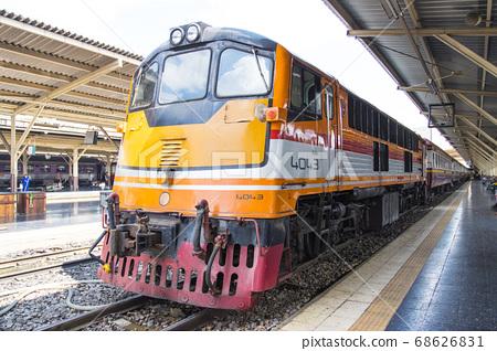 Hua Lamphong Railway Station Bangkok Thailand 68626831