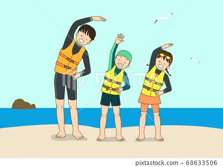 children safety education concept illustration 006 68633506