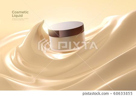 Cosmetic Liquid 002 68633855