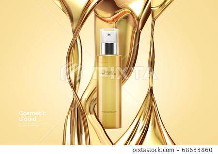 Cosmetic Liquid 003 68633860