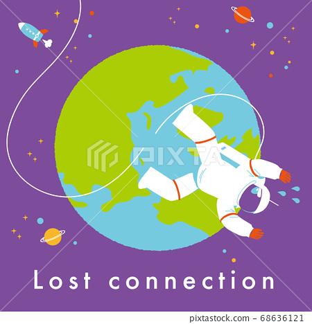 無法連接到地球和宇航員 68636121