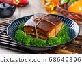 東坡肉 年菜 滷肉 控肉 魯肉 Dongpo Pork Braised Pork トンポーロー 68649396