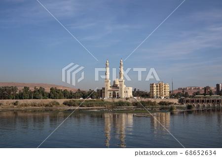 埃及風景,阿斯旺清真寺(埃及視線) 68652634