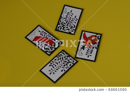 일본의 카드 게임 화투 5 68661080