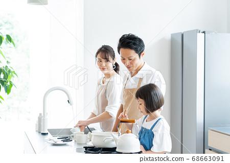 주방, 키친, 부엌 68663091
