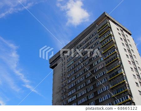 華沙波蘭的摩天大樓 68665122