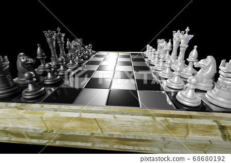 체스 (CG : 블랙 백) 68680192