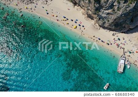 Seagull bay baia dei gabbiani beach sardinia 68680340