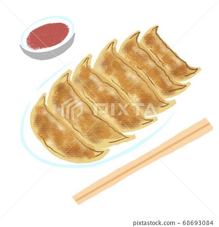 Exquisite dumplings 68693084