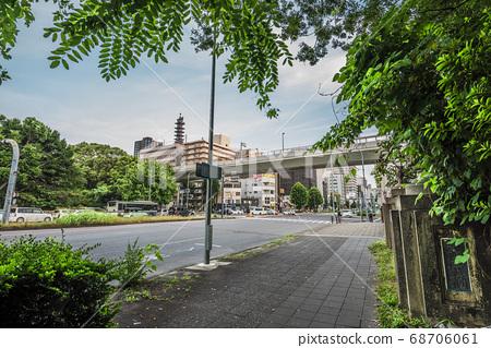 Aichi Prefecture Nagoya Cityscape Otsubashi 68706061