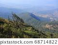 chiang rai doi inthanon peak in thailand, the highest mountain in thailand 68714822
