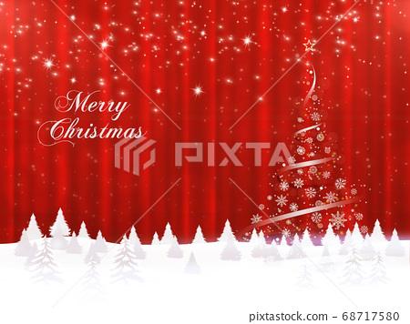聖誕節圖像素材 68717580