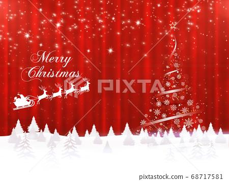 크리스마스 이미지 소재 68717581