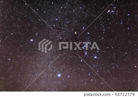 야마나카 코 · 총 木노頭에서 보는 겨울의 대 삼각형 68722579