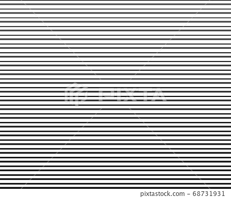vector stripes or lines pattern 68731931