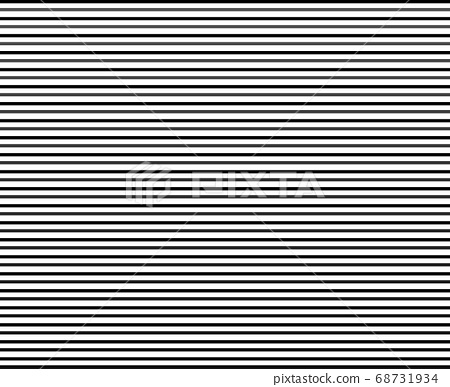 vector stripes or lines pattern 68731934