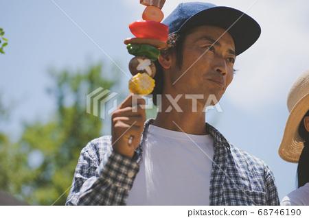 青年燒烤 68746190