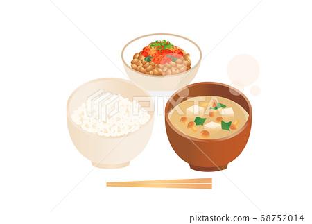 낫토 김치 68752014