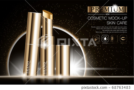 Hydrating facial lipstick for annual sale or festival sale. 68763483