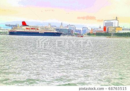 요코하마 항 68763515