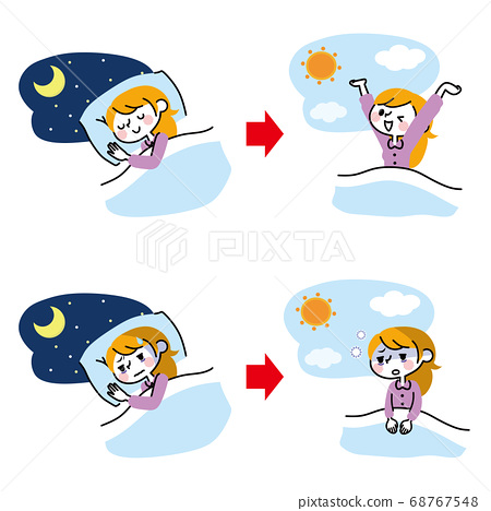 Insomnia sleep deprivation women 68767548