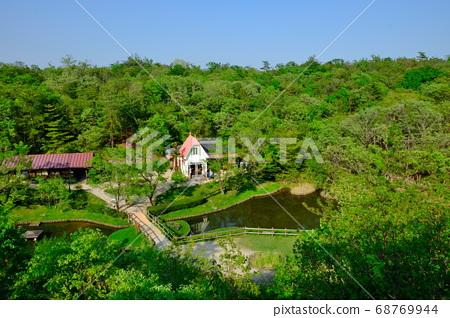 Satsuki and Mei's house at Morikoro Park 68769944