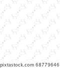 Lama seamless pattern.  68779646