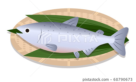 鮭魚 68790673