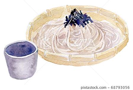 日本蕎麥麵Saru蕎麥麵 68793056