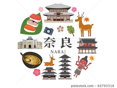 Nara Prefecture sightseeing trip 68793319