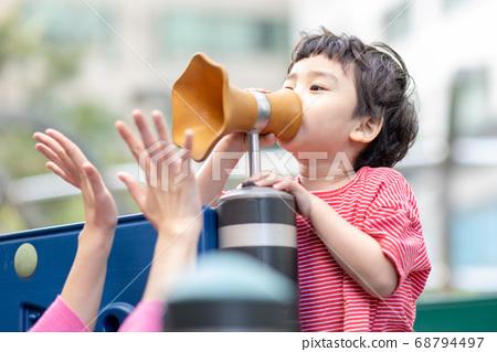 어린이 라이프스타일 육아 놀이터 68794497