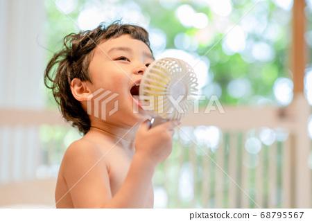儿童生活方式夏季育儿 68795567