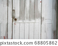 白漆木門 68805862