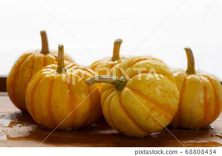 新鮮,南瓜,新鮮なカボチャ、Fresh, pumpkin, 68808434