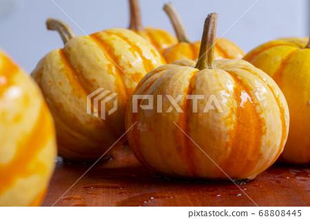 新鮮,南瓜,新鮮なカボチャ、Fresh, pumpkin, 68808445