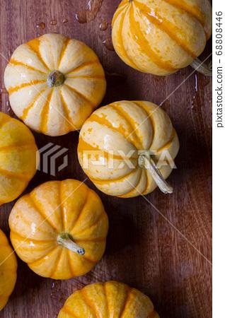 新鮮,南瓜,新鮮なカボチャ、Fresh, pumpkin, 68808446